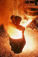 Iron furnace, Hamilton, Ontario, Canada