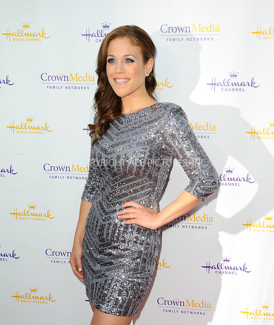 ACEPIXS.COM<br /> <br /> July 8 2014, LA<br /> <br /> Erin Krakow arriving at the Hallmark Channel &amp; Hallmark Movie Channel's 2014 Summer TCA Party on July 8, 2014 in Beverly Hills, California.<br /> <br /> <br /> By Line: Peter West/ACE Pictures<br /> <br /> ACE Pictures, Inc.<br /> www.acepixs.com<br /> Email: info@acepixs.com<br /> Tel: 646 769 0430