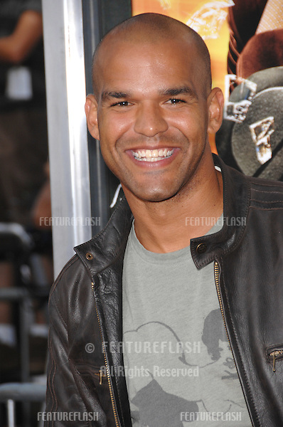 "Amaury Nolasco at the Los Angeles premiere of ""Rush Hour 3"" at Grauman's Chinese Theatre, Hollywood..July 31, 2007  Los Angeles, CA.Picture: Paul Smith / Featureflash"