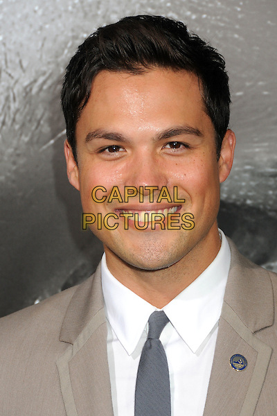"Michael Copon.""Warrior"" World Premiere held at Arclight Cinemas, Hollywood, California, USA..September 6th, 2011.headshot portrait white beige grey gray.CAP/ADM/BP.©Byron Purvis/AdMedia/Capital Pictures."