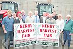 FAIR: Members of the Kerry Harvest Fair Committee, l-r: Gerard Collins, James O'Driscoll, John Foley, Dan Shanahan, John O'Sullivan, Joe Moriarty (Kerry Group), Brian Walsh (Secretary), John Savage, Aidan Dillon, Seamus McEnery (Vice-Chairman), John Slattery.   Copyright Kerry's Eye 2008