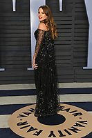 04 March 2018 - Los Angeles, California - Sofia Vergara. 2018 Vanity Fair Oscar Party hosted following the 90th Academy Awards held at the Wallis Annenberg Center for the Performing Arts. <br /> CAP/ADM/BT<br /> &copy;BT/ADM/Capital Pictures