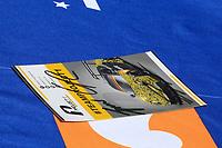 #56 PROJECT 1 (DEU) PORSCHE 911 RSR LMGTE EGIDIO PERFETTI (NOR) GIORGIO RODA (ITA) JORG BERGMEISTER (DEU)