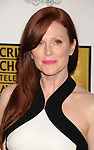 BEVERLY HILLS, CA - JUNE 18: Julianne Moore arrives at The Critics' Choice Television Awards at The Beverly Hilton Hotel on June 18, 2012 in Beverly Hills, California.