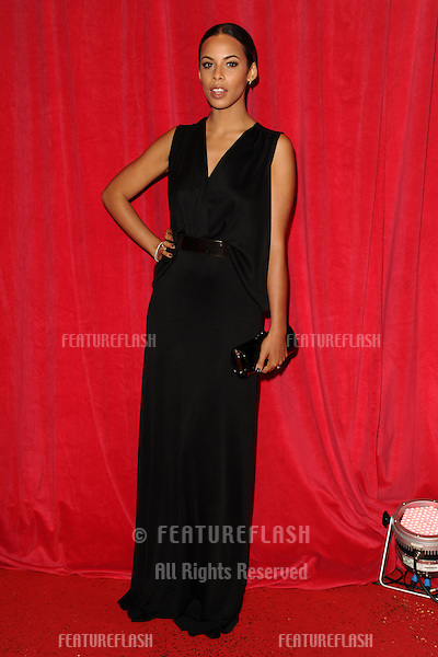 Rochelle Humes arriving for the 2014 British Soap Awards, at the Hackney Empire, London. 24/05/2014 Picture by: Steve Vas / Featureflash