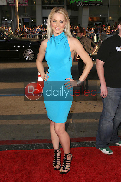Collette Wolfe<br />at the Los Angeles Premiere of 'Observe and Report'. Grauman's Chinese Theatre, Hollywood, CA. 04-06-09<br />Dave Edwards/DailyCeleb.com 818-249-4998