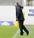 18/04/2009  Copyright Pic: James Stewart.sct_jspa05_falkirk_v_hearts.FALKIRK MANAGER JOHN HUGHES SHOUTS HIS INSTRUCTIONS.James Stewart Photography 19 Carronlea Drive, Falkirk. FK2 8DN      Vat Reg No. 607 6932 25.Telephone      : +44 (0)1324 570291 .Mobile              : +44 (0)7721 416997.E-mail  :  jim@jspa.co.uk.If you require further information then contact Jim Stewart on any of the numbers above.........