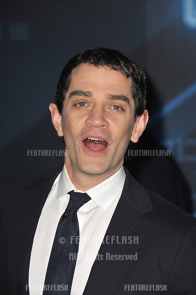 "James Frain at the world premiere of his new movie ""Tron: Legacy"" at the El Capitan Theatre, Hollywood..December 11, 2010  Los Angeles, CA.Picture: Paul Smith / Featureflash"