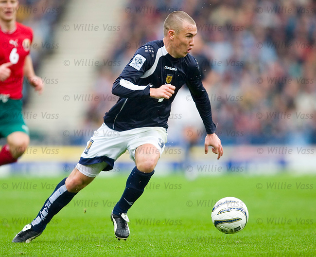 Kenny Miller, Scotland.stock season 2005-2006.pic willie vass