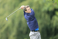 Ciaran Boggan (Rathmore) during the first round at the Mullingar Scratch Trophy, the last event in the Bridgestone order of merit Mullingar Golf Club, Mullingar, West Meath, Ireland. 10/08/2019.<br /> Picture Fran Caffrey / Golffile.ie<br /> <br /> All photo usage must carry mandatory copyright credit (© Golffile | Fran Caffrey)