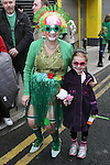 Evelyn Gough with Naoise Sutton who was also celebrating her 6th birthday at the 2010 St Patrick's Day Parade...Photo NEWSFILE/Jenny Matthews.(Photo credit should read Jenny Matthews/NEWSFILE)....This Picture has been sent you under the condtions enclosed by:.Newsfile Ltd..The Studio,.Millmount Abbey,.Drogheda,.Co Meath..Ireland..Tel: +353(0)41-9871240.Fax: +353(0)41-9871260.GSM: +353(0)86-2500958.email: pictures@newsfile.ie.www.newsfile.ie.FTP: 193.120.102.198.
