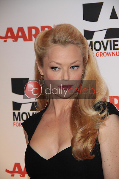 Charlotte Ross<br /> at AARP Magazine's Movies For Grownups, Beverly Wilshire Hotel, Bevely Hills, CA. 02-07-11<br /> David Edwards/DailyCeleb.com 818-249-4998
