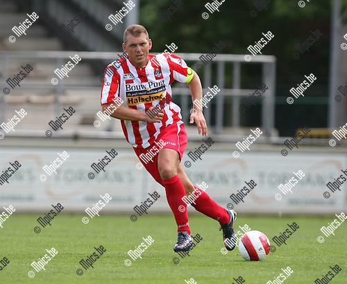 2009-07-19 / voetbal / seizoen 2009-2010 / Hoogstraten VV / DE KEYSER Tim..Foto: Maarten Straetemans (SMB)
