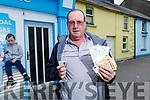 Pat Kelliher from Abbeyfelae strikes it lucky at Kathleen's Foodstore in Abbeyfeale as he won €60,000 in the Telly Bingo gameshow