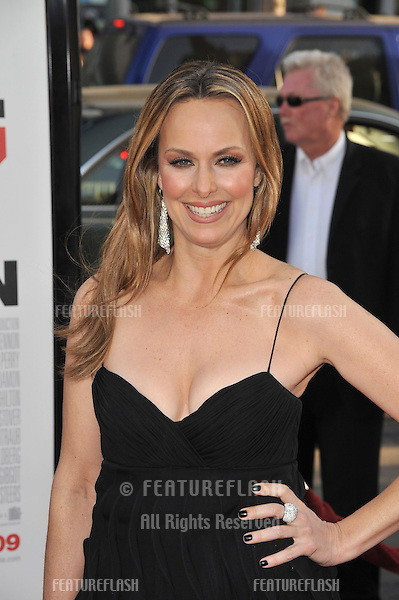 "Melora Hardin at the Los Angeles premiere of her new movie ""17 Again"" at Grauman's Chinese Theatre, Hollywood..April 14, 2009  Los Angeles, CA.Picture: Paul Smith / Featureflash"