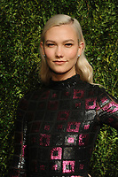 NEW YORK, NY - NOVEMBER 6: Karlie Kloss at the 14th Annual CFDA Vogue Fashion Fund Gala at Weylin in Brooklyn, New York City on November 6, 2017. Credit: John Palmer/MediaPunch /NortePhoto.com