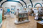 Calne Heritage Centre museum, Heritage Quarter,  Calne, Wiltshire, England, UK