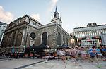Start - Bloomberg Square Mile Relay London 2016