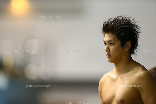 Junya Koga (JPN), .NOVEMBER 7, 2012 - Swimming : .FINA/ARENA Swimming World Cup 2012 - TOKYO .Men's 50m Backstroke Final .at Tatsumi International Swimming Pool, Tokyo, Japan. .(Photo by YUTAKA/AFLO SPORT) [1040]