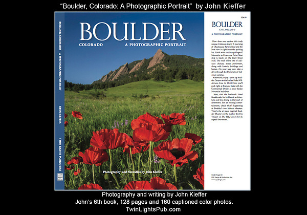 &quot;Boulder, Colorado: A Photographic Portrait&quot;<br />