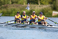 Race: 70  MasE/F.4x-  Final<br /> <br /> Peterborough Summer Regatta 2018 - Saturday<br /> <br /> To purchase this photo, or to see pricing information for Prints and Downloads, click the blue 'Add to Cart' button at the top-right of the page.