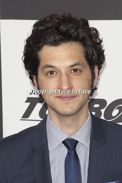 NEW YORK, NY - JULY 9: Ben Schwartz attends the 'Turbo' premiere at AMC Loews Lincoln Square on July 9, 2013 in New York City.<br />
