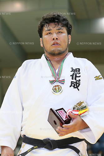 Kenta Nishigata, NOVEMBER 7, 2015 - Judo : Kodokan Cup 2015 Men's +100kg at Chiba Port Arena, Chiba, Japan. (Photo by Yohei Osada/AFLO SPORT)