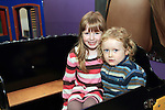 Molly and Sean Burke enjoying the entertainment in The Laurence Centre...(Photo credit should read Jenny Matthews www.newsfile.ie)....This Picture has been sent you under the conditions enclosed by:.Newsfile Ltd..The Studio,.Millmount Abbey,.Drogheda,.Co Meath..Ireland..Tel: +353(0)41-9871240.Fax: +353(0)41-9871260.GSM: +353(0)86-2500958.email: pictures@newsfile.ie.www.newsfile.ie.