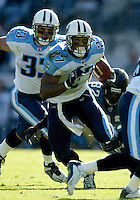 2002 Jax Jags vs. Tenn Titans, December 22