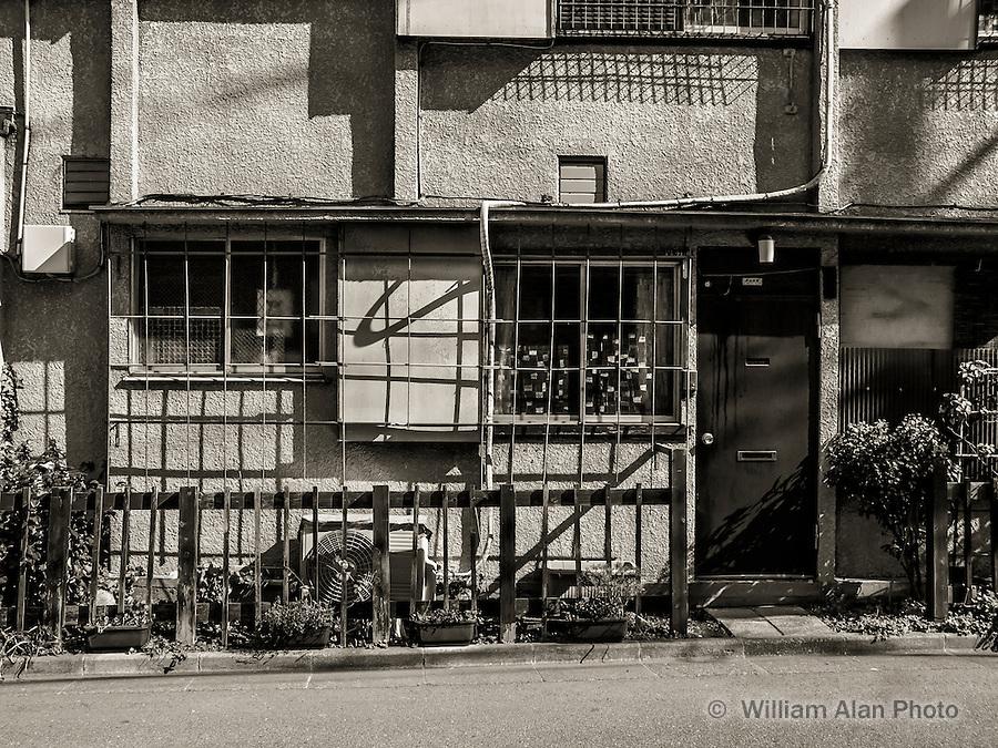Home in Ota, Japan 2014.