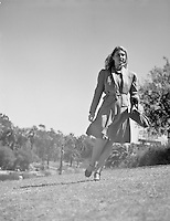 ACS 1940's Action Fashion Photography