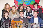 Playing music at the Kilcummin GAA 100th anniversary Sco?r concert in their clubhouse on Saturday night was front row l-r: Grainne Evans, George Evans, Diarmuid O'Callaghan. Back row: Nadine Hurmson, Kristen Connolly, Ruth McSweeney, Meagan O'Neill and Aileen Moriarty .