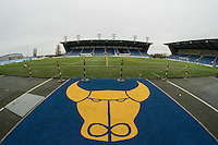 General view of the Stadium during the Sky Bet League 2 match between Oxford United and Bristol Rovers at the Kassam Stadium, Oxford, England on 17 January 2016. Photo by Andy Rowland / PRiME Media Images.