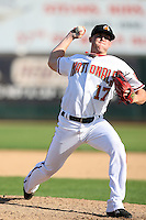 Drew Storen - Phoenix Desert Dogs, 2009 Arizona Fall League.Photo by:  Bill Mitchell/Four Seam Images..