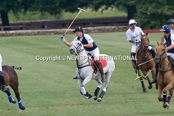 "PRINCE WILLIAM & PRINCE HARRY.Watched by Kate Middleton (looking very skinny) the Princes play in the Chakravarty Cup at Beaufort Polo Club_Westonbirt_10/07/2010.Mandatory Photo Credit: ©Dias/Newspix International..**ALL FEES PAYABLE TO: ""NEWSPIX INTERNATIONAL""**..PHOTO CREDIT MANDATORY!!: NEWSPIX INTERNATIONAL(Failure to credit will incur a surcharge of 100% of reproduction fees)..IMMEDIATE CONFIRMATION OF USAGE REQUIRED:.Newspix International, 31 Chinnery Hill, Bishop's Stortford, ENGLAND CM23 3PS.Tel:+441279 324672  ; Fax: +441279656877.Mobile:  0777568 1153.e-mail: info@newspixinternational.co.uk"