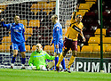 10/11/2010   Copyright  Pic : James Stewart.sct_jspa009_motherwell_v_st_johnstone  .::  NICK BLACKMAN CELEBRATES HIS THIRD  ::.James Stewart Photography 19 Carronlea Drive, Falkirk. FK2 8DN      Vat Reg No. 607 6932 25.Telephone      : +44 (0)1324 570291 .Mobile              : +44 (0)7721 416997.E-mail  :  jim@jspa.co.uk.If you require further information then contact Jim Stewart on any of the numbers above.........