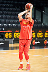 Pablo Aguilar during Spain vs Lithuania friendly match in Pamplona. August 2, 2019. (ALTERPHOTOS/Francis González)