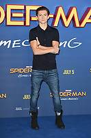 Tom Holland<br /> at the &quot;Spider-Man:Homecoming&quot; photocall at the Ham Yard Hotel, London. <br /> <br /> <br /> &copy;Ash Knotek  D3281  15/06/2017