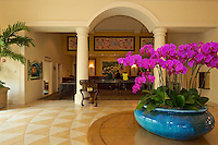 RD- Loews Portofino Bay Hotel at Universal Theme Park - Interior & Courtyards, Orlando FL 6 15