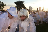 4th Annual Diner En Blanc (Photo by Travis Keyes/Guest of A Guest)