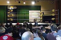 Gut besuchter Kampfabend der GHW - 22.04.2017: GHW Kampfabend mit WWE-Superstar Ryback