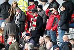 Sheffield Utd fans for fans forum - English League One - Fleetwood Town vs Sheffield Utd - Highbury Stadium - Fleetwood - England - 5rd March 2016 - Picture Simon Bellis/Sportimage