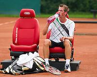 17-08-11, Tennis, Amstelveen, Nationale Tennis Kampioenschappen, NTK, Andre van der Bijl