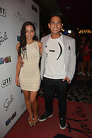 MIAMI BEACH, FL - MAY 22: Nancy Sayegh and Kris Andres attend The Catalina reality show premiere party at Catalina Hotel on May 22, 2012 in Miami Beach, Florida. (photo by: MPI10/MediaPunch Inc.)