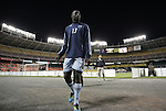 22 October 2011: Kansas City's Lawrence Olum (KEN). Sporting Kansas City defeated DC United 1-0 at RFK Stadium in Washington, DC in a 2011 regular season Major League Soccer game.