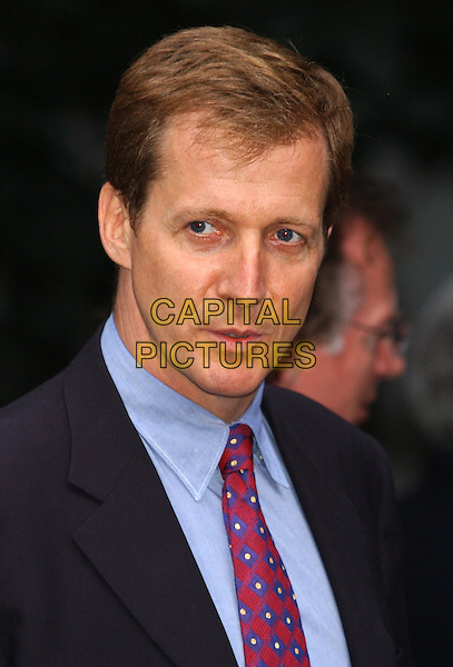 ALISTAIR CAMPBELL.ALASTAIR CAMPBELL.David Frost's summer party.sales@capitalpictures.com.www.capitalpictures.com.©Capital Pictures.headshot, portrait, politician, politics
