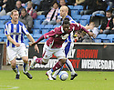 24/10/2009  Copyright  Pic : James Stewart.sct_jspa02_kilmarnock_st_johnstone  . :: COLLIN SAMUEL GETS AWAY FROM FRAZER WRIGHT AND GAVIN SKELTON :: .James Stewart Photography 19 Carronlea Drive, Falkirk. FK2 8DN      Vat Reg No. 607 6932 25.Telephone      : +44 (0)1324 570291 .Mobile              : +44 (0)7721 416997.E-mail  :  jim@jspa.co.uk.If you require further information then contact Jim Stewart on any of the numbers above.........