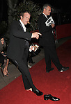 Thomas Jane leaves his shoes behind as he leaves The 68th Annual Golden Globe Awards held at The Beverly Hilton Hotel in Beverly Hills, California on January 16,2011                                                                               © 2010 DVS / Hollywood Press Agency