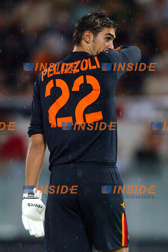 Roma 25/8/2003<br /> Roma  Betis  Siviglia 2-2<br /> Ivan Peliizzoli (AS Roma)<br /> Foto Staccioli / Insidefoto
