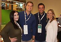 NWA Democrat-Gazette/CARIN SCHOPPMEYER Renee Balliet (from left), Mark Kelley and Jon and Krista Davis enjoy the Ungala.